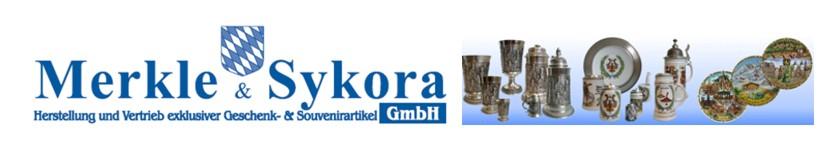 Merkle&Sykora GmbH Geschenk- & Souvenirartikel-Logo